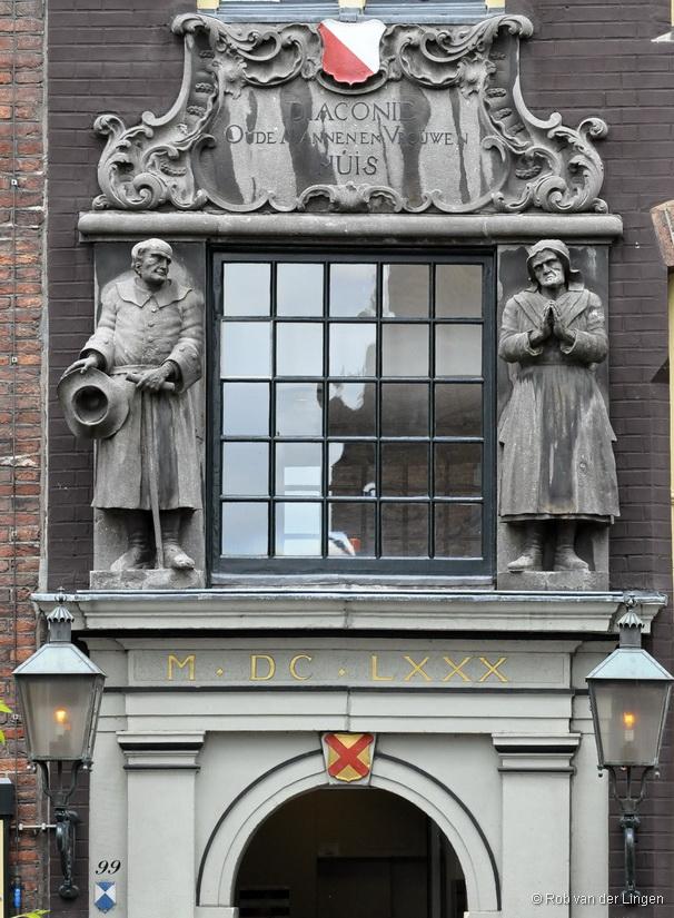 Diaconie Oude mannen en Vrouwenhuis