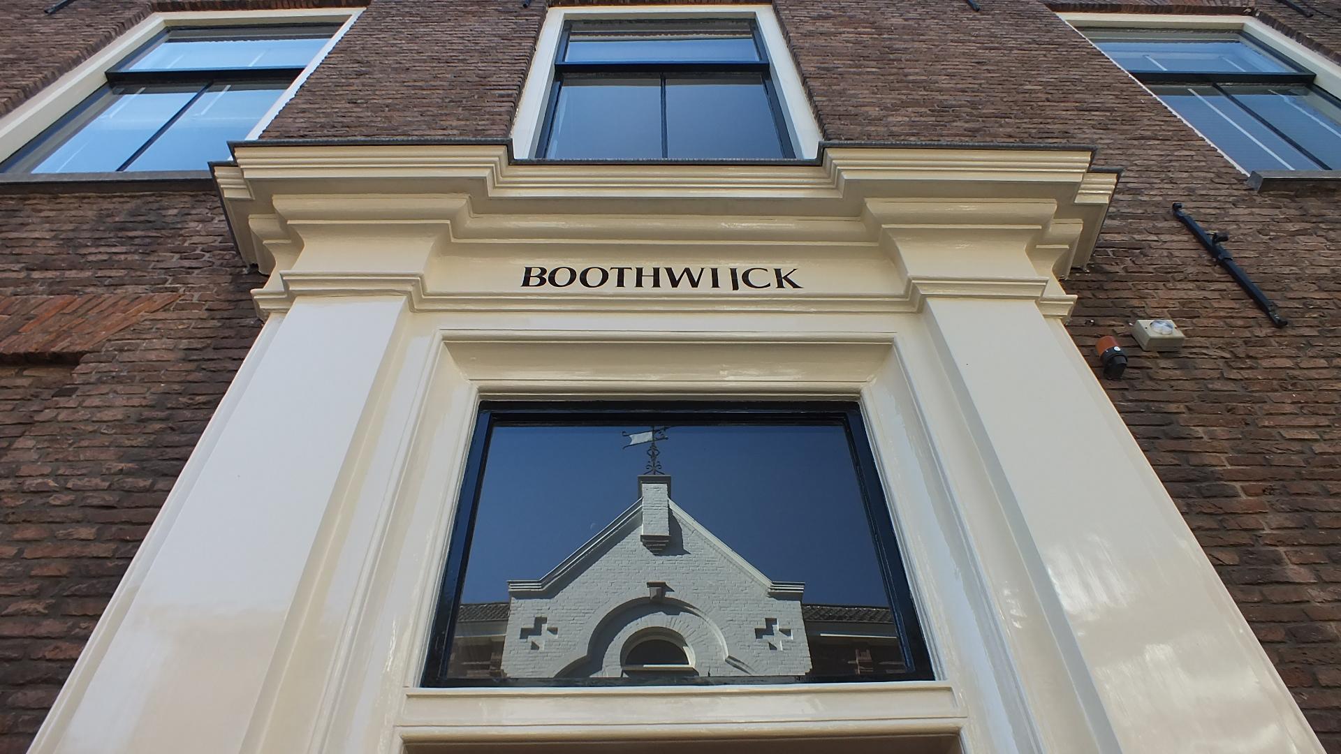 De nieuwe huisnaam